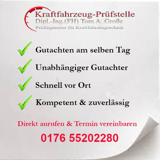 Kfz-Sachverständiger, Kfz-Gutachten in Köthen, Bernburg und Umgebung